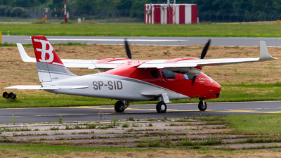 SP-SID - Tecnam P2006T - Bartolini Air