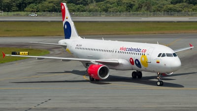 HK-5191 - Airbus A320-214 - VivaColombia
