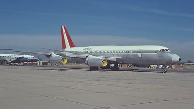 OB-R-728 - Convair CV-990-30A-6 - APSA Aerolíneas Peruanas