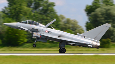7L-WO - Eurofighter Typhoon EF2000 - Austria - Air Force