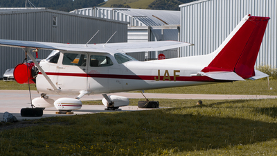 ZK-JAF - Cessna 172N Skyhawk II - Christian Aviation