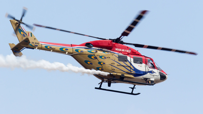 ZD4042 - Hindustan Aeronautics ALH Dhruv - India - Air Force