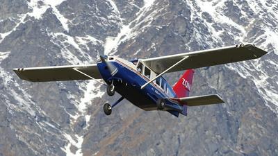 ZK-ZQN - Gippsland GA-8 Airvan - Milford Sound Flightseeing