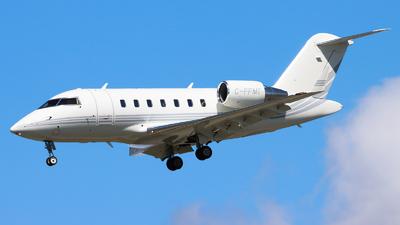 C-FFMI - Bombardier CL-600-2B16 Challenger 650 - Morningstar Partners