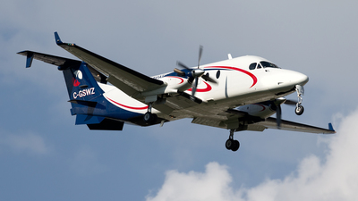 C-GSWZ - Beech 1900D - Sunwest Aviation