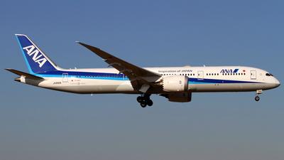 JA890A - Boeing 787-9 Dreamliner - All Nippon Airways (ANA)