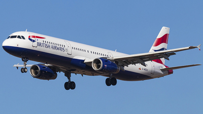 G-MEDU - Airbus A321-231 - British Airways