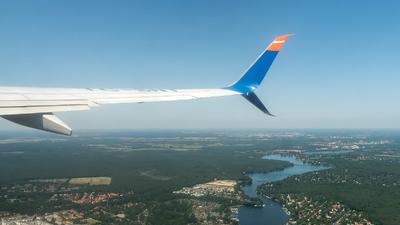 TC-SNT - Boeing 737-8HC - SunExpress