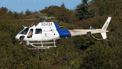 A picture of N242A - Airbus Helicopters H125 - [7176] - © Nick Michaud