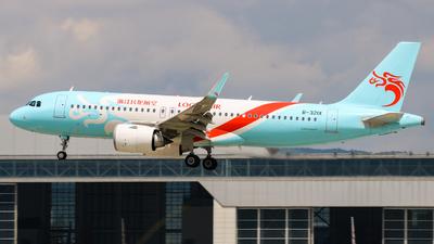 B-321X - Airbus A320-251N - Loong Air