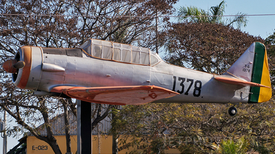 FAB1378 - North American AT-6 Texan - Brazil - Air Force