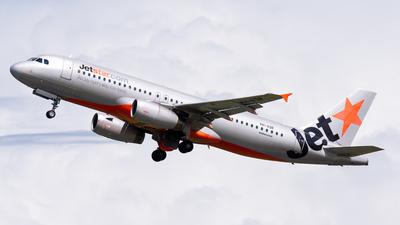 VH-VQR - Airbus A320-232 - Jetstar Airways