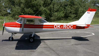 A picture of OKROC - Cessna 150F - [15062325] - © Václav Kudela