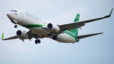 YI-ASH - Boeing 737-81Z - Iraqi Airways