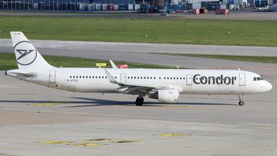 A picture of DATCG - Airbus A321211 - Condor - © Justin Stöckel