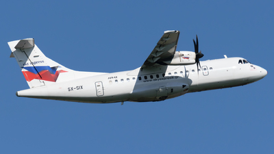 SX-SIX - ATR 42-500 - Sky Express