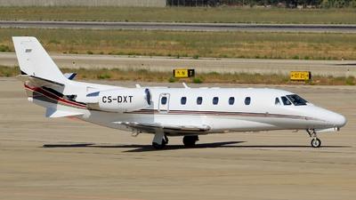 CS-DXT - Cessna 560XL Citation XLS - NetJets Europe