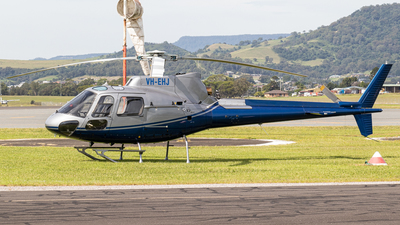 VH-EHJ - Eurocopter AS 350B2 Ecureuil - Private