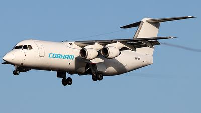 VH-NJI - British Aerospace BAe 146-300(QT) - Cobham Aviation Services Australia