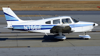 A picture of N7661F - Piper PA28151 - [287715229] - © Agustin Anaya