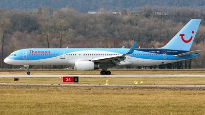 G-OOBF - Boeing 757-28A - Thomson Airways
