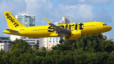 N913NK - Airbus A320-271N - Spirit Airlines