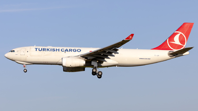 A picture of TCJDP - Airbus A330243F - Turkish Airlines - © Kris Van Craenenbroeck