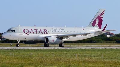 A picture of A7AHS - Airbus A320232 - Qatar Airways - © Branko Cesljas