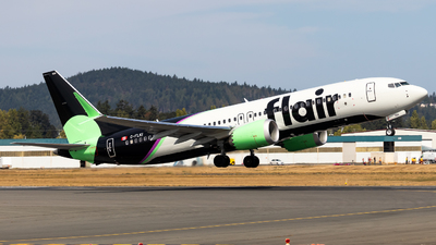 C-FLKI - Boeing 737-8 MAX - Flair Airlines