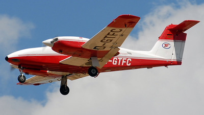 D-GTFC - Piper PA-44-180 Seminole - Air Berlin