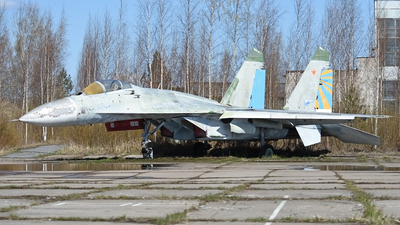 33 - Sukhoi Su-27 Flanker - Russia - Air Force