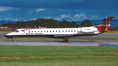 G-EMBK - Embraer ERJ-145EU - British Airways (CitiExpress)