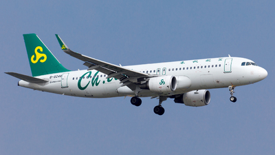 B-8248 - Airbus A320-214 - Spring Airlines