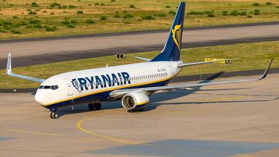 A picture of EIEVX - Boeing 7378AS - Ryanair - © Markus Altmann