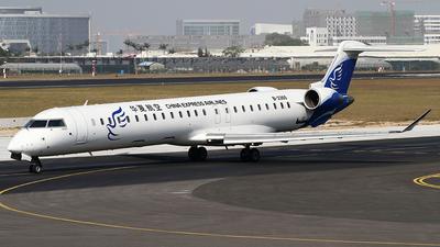 B-3360 - Bombardier CRJ-900LR - China Express Airlines