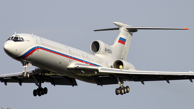 RA-85614 - Tupolev Tu-154M - Russia - Navy