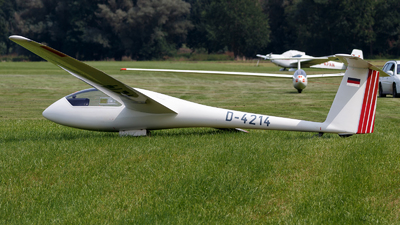 D-4214 - Grob G102 Astir CS - Luftsportclub Pfarrkirchen