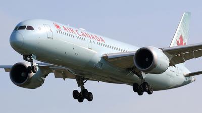 C-FGEI - Boeing 787-9 Dreamliner - Air Canada