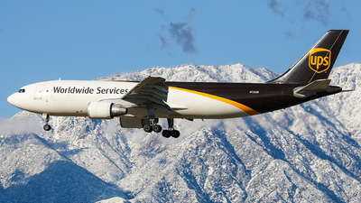 N153UP - Airbus A300F4-622R - United Parcel Service (UPS)