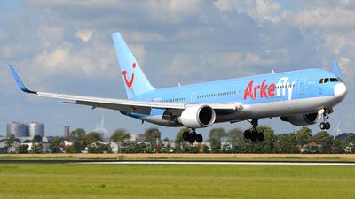 PH-OYJ - Boeing 767-304(ER) - ArkeFly