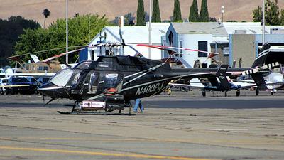 N400PJ - Bell 407 - PJ Helicopters