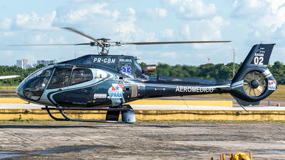 PR-CBH - Eurocopter EC 130B4 - Brazil - Government of Para State