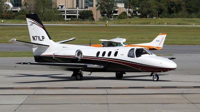 N71LP - Cessna 501 Citation SP - Private