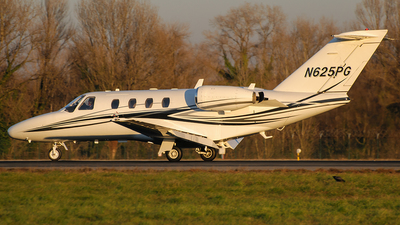 N625PG - Cessna 525 Citation CJ1 - Private