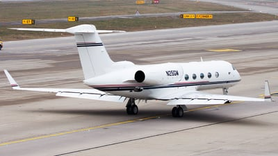 N25GM - Gulfstream G450 - Private