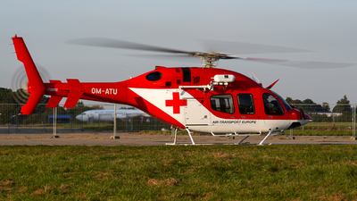 OM-ATU - Bell 429 Global Ranger - Air Transport Europe (ATE)