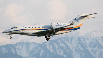 A picture of UPCS502 - Cessna 750 Citation X -  - © Yerbol Yespol - Kazakhstan Spotting Club
