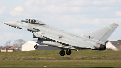 ZK428 - Eurofighter Typhoon FGR.4 - United Kingdom - Royal Air Force (RAF)