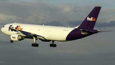 A picture of N732FD - Airbus A300B4605R(F) - FedEx - © nicholastoto