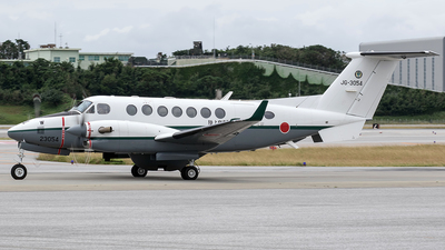 JG-3054 - Beechcraft LR-2 King Air - Japan - Ground Self Defence Force (JGSDF)